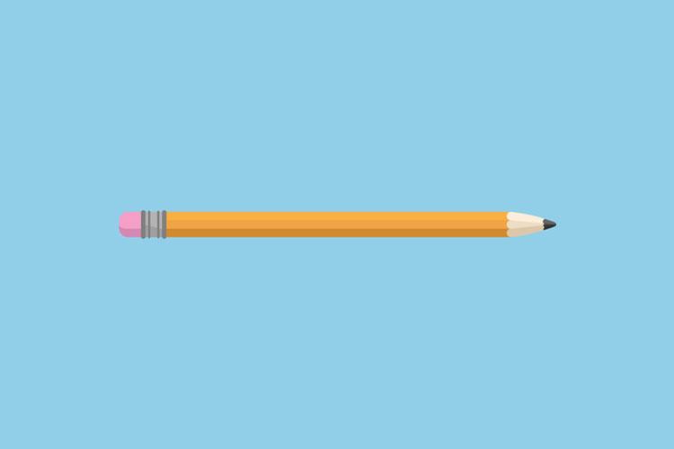 Как возник карандаш?