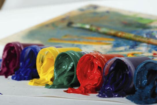 гуашь, как рисовать гуашью, мастер класс, уроки, искусство, арт