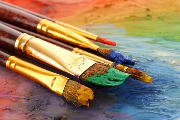Кисти для художественных работ, их виды и предназначение