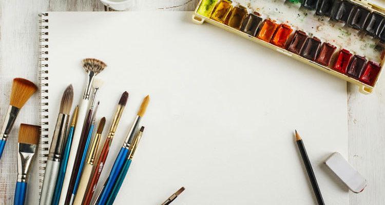 Как ухаживать за художественными кистями?