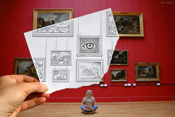 рисунок, рисунок карандашом, фото