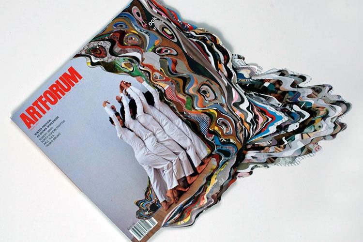 «ARTFORUM» — журнал-пиарщик для художников
