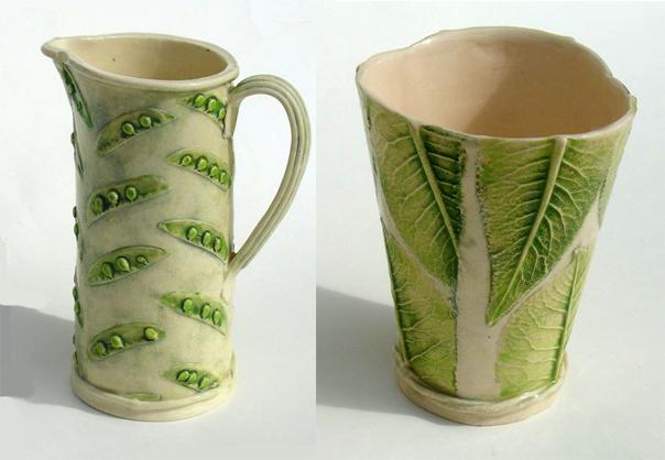 Сью Данн, Sue Dunne, керамика, флористика, цветы, природа, посуда, дизайнер, художник, декор