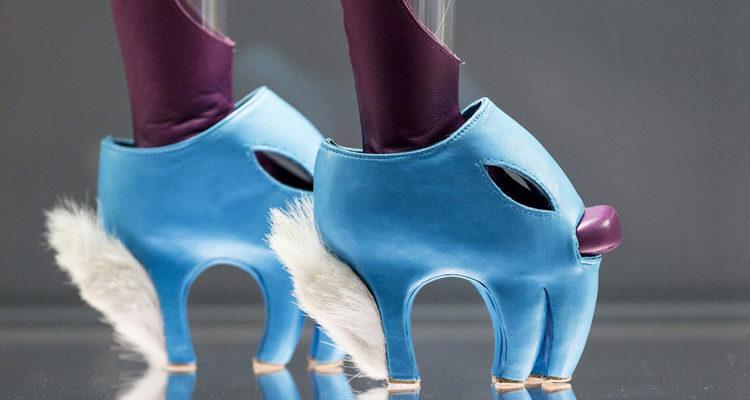 Обувь как произведение искусства. Часть 1