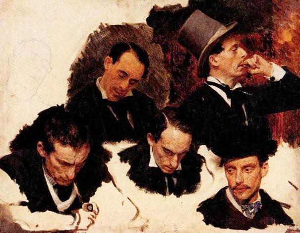 репин, художник, творчество, биография, картины, портреты