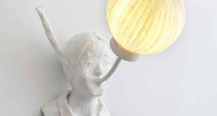 Светильники-феи французских дизайнеров