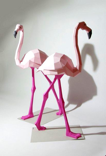 скульптура, бумажная скульптура, скульптура из бумаги, художник, скульптор, животные, поделки из бумаги