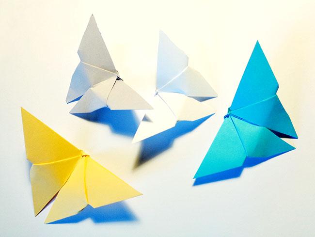 оригами, мастер класс, поделки, поделки из бумаги, бабочка, бабочка оригами, бабочка оригами для детей, для детей, своими руками, оригами из бумаги, бабочка из бумаги
