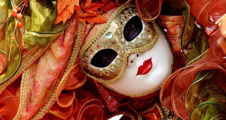 Венецианский карнавал и маски