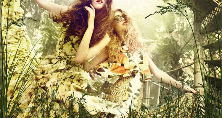 Уникальный проект «Fashion & Nature»