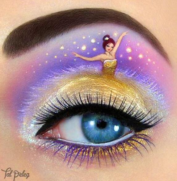 makeup, мейк, художница, макияж, визаж, искусство, красота, макияж век