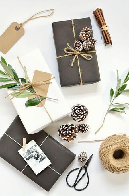 упаковка, новогодняя упаковка, подарки, новогодние подарки, новый год, идеи, упаковка идеи, скрапбукинг, хендмейд, handmade