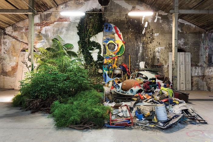 стрит арт, bordalo II, поп арт, граффити, мурал, роспись стены, искусство, уличное искусство, иллюстрация